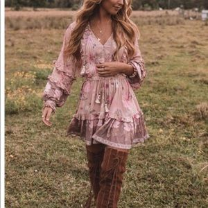 spell and the gypsy long sleeve wild bloom